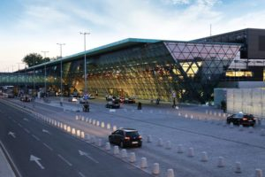 Krakow Airport, New International Terminal