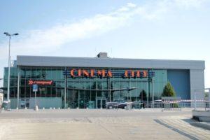 CinemaCity is the biggest network is multiplex cinemas in Krakow