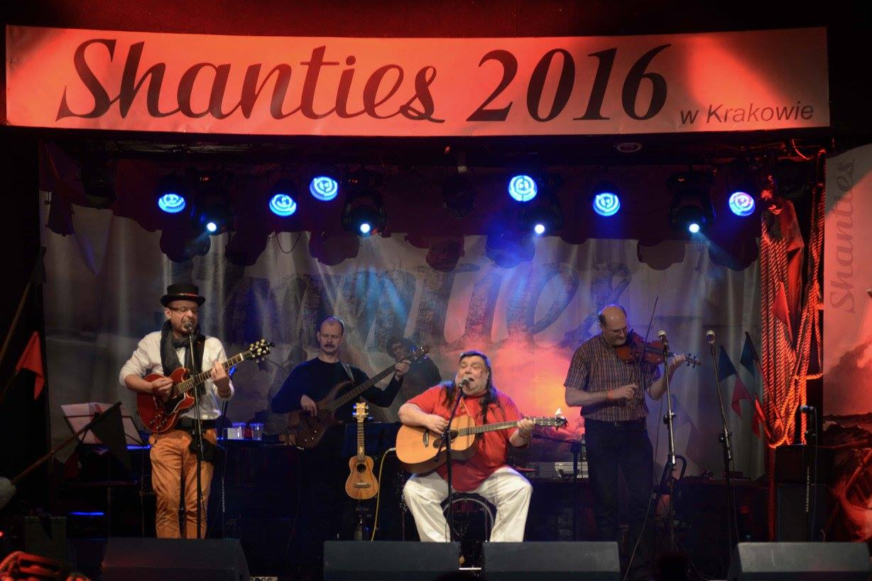 Final concert of Shanties 2016