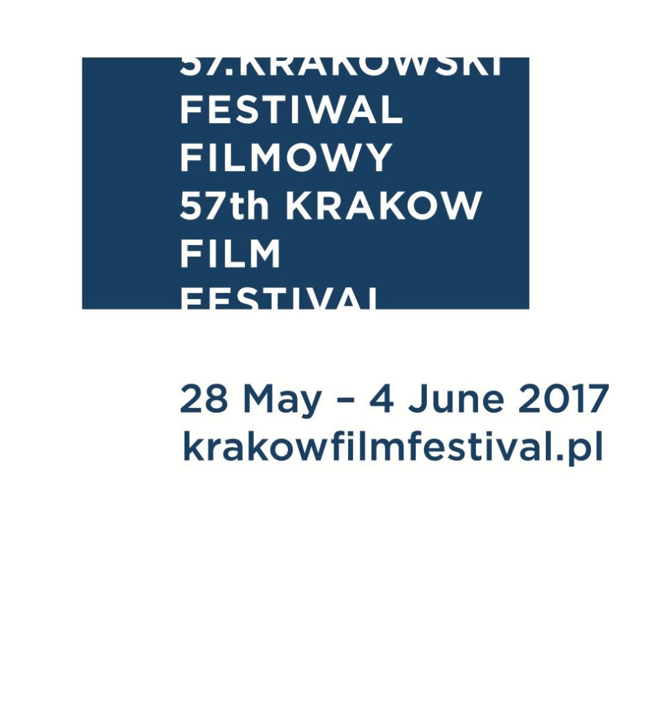 Krakow Film Festival 2017 will take place between 28 May and 4 June