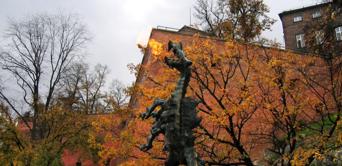 Wawel Castle Dragon