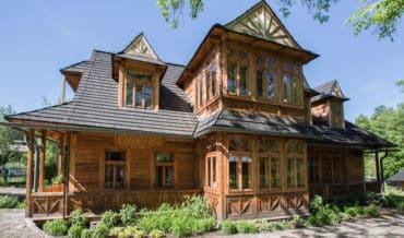 Szymanowski Museum – villa Atma, Zakopane