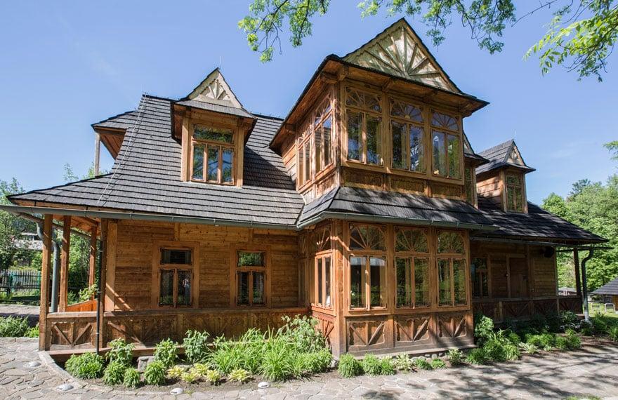 Villa Atma in Zakopane