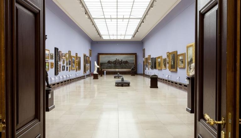 Chelmonski Room, Gallery of the 19th-century Polish art
