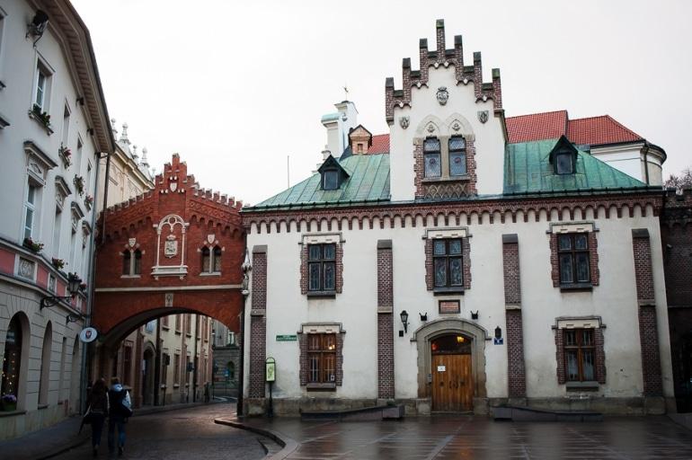 Czartoryski Museum, St. John's street