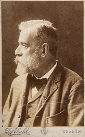 Photography of Emeryk Hutten-Czapski, 1896