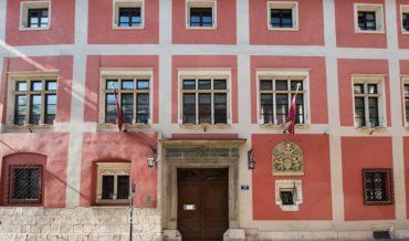 Bishop Erazm Ciolek Palace