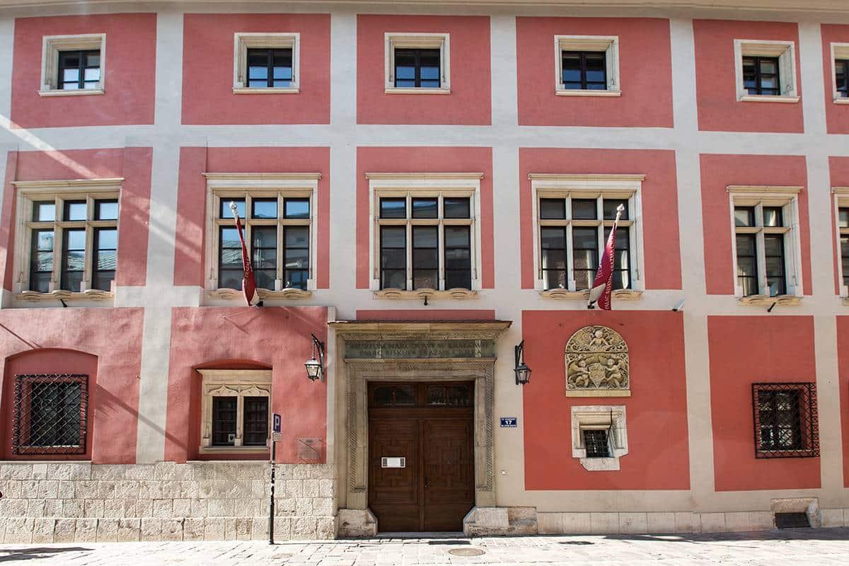 Bishop Erazm Ciolek PalaceBishop Erazm Ciolek Palace