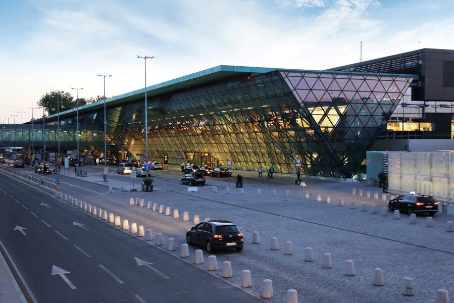 Krakow Airport, New International Terminal