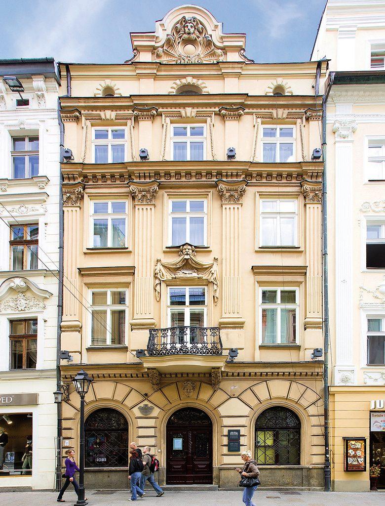 Jan Matejko House, Florianska Street