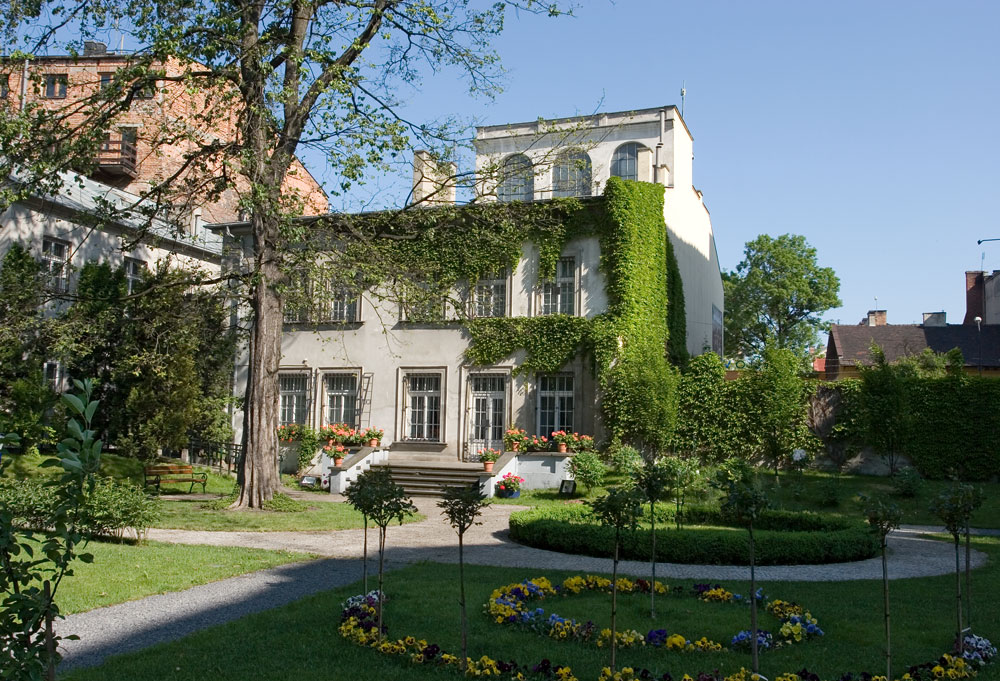 Jozef Mehoffer house and garden