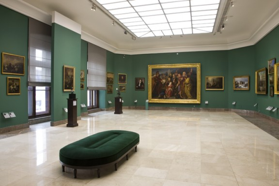 Michalowski Room, Gallery of the 19th-century Polish art