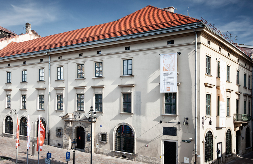 Szolayski House, branch of the National Museum in Krakow, dedicated to Feliks Jasienski