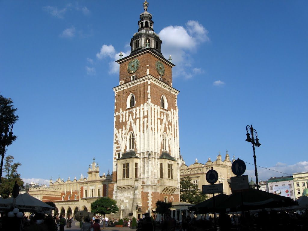 Town Hall Tower, branch of the Historical Museum of Krakow