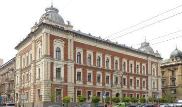 Academy of Fine Arts in Krakow