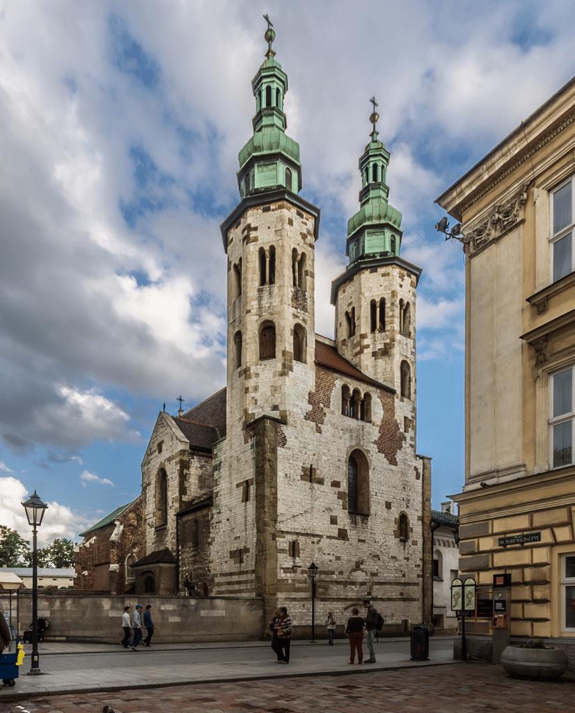 Church of St. Andrew, Krakow Old Town