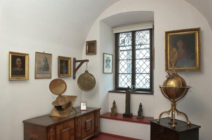 Copernicus Room, Jagiellonian University Museum