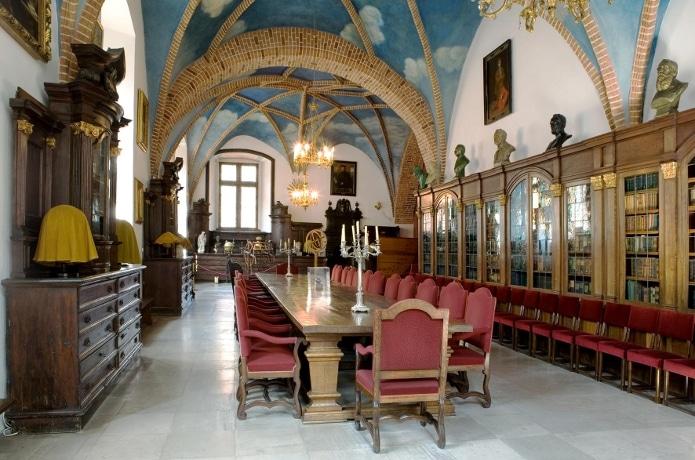 Library, Collegium Maius, Jagiellonian University Museum