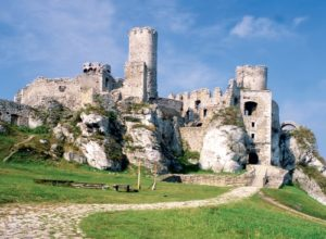 Polish Jurassic Highlands is where ruins of medieval castles blend into landscape