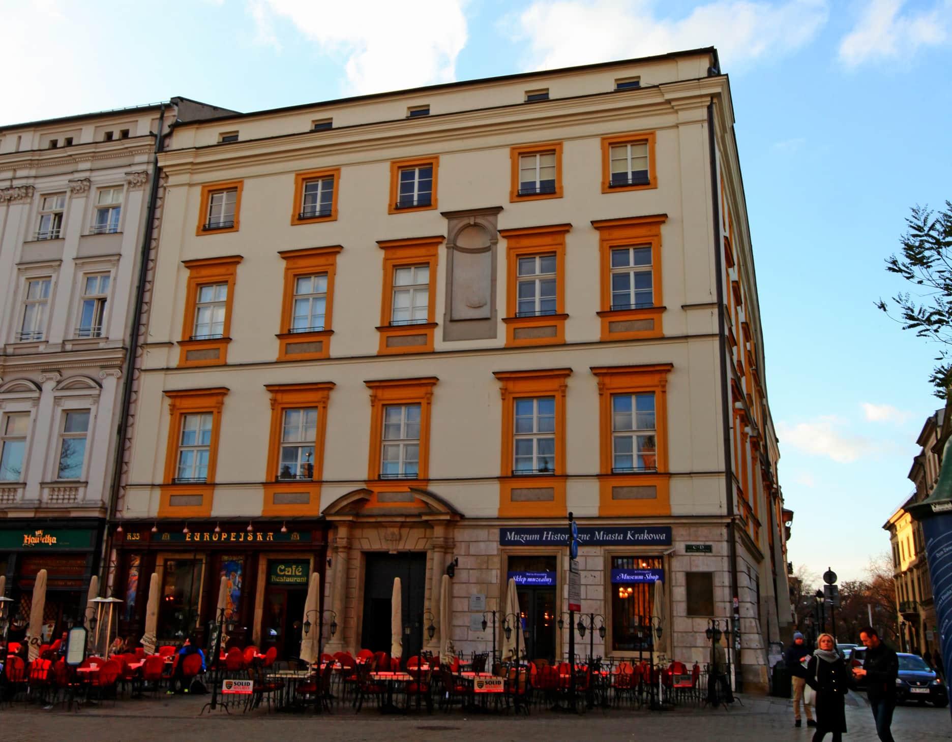 krzysztofory-palace