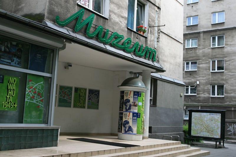 Nowa Huta museum, branch of the Historical Museum of Krakow