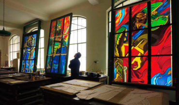 Stained Glass Museum and Workshop