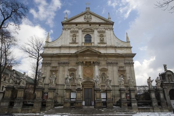 Church of Saints Peter and Paul, Krakow