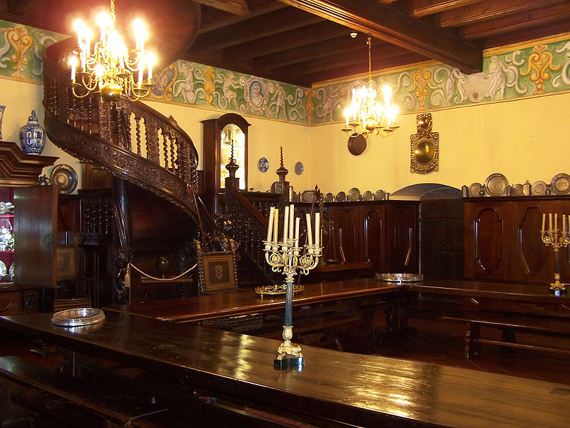 Professors' Common Room (Stuba Communis), Jagiellonian University Museum