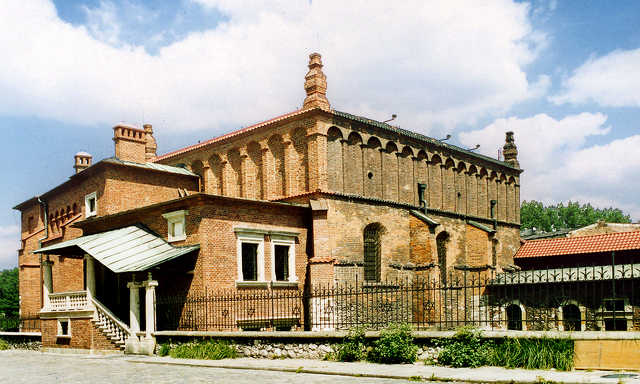 Old Synagogue, branch of the Historical Museum of Krakow