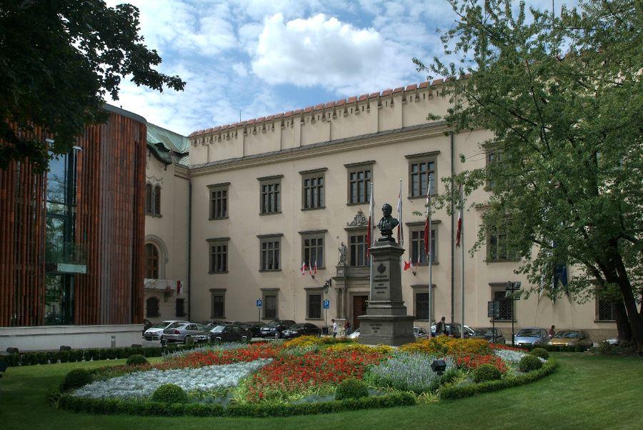 Wielopolski Palace Krakow