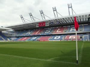 Wisla Krakow FC Stadium