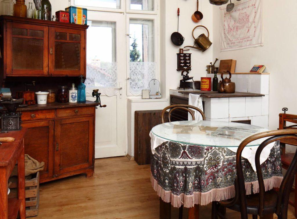 Interior of the Zwierzyniec House