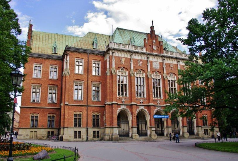 University Quarter, Collegium Novum
