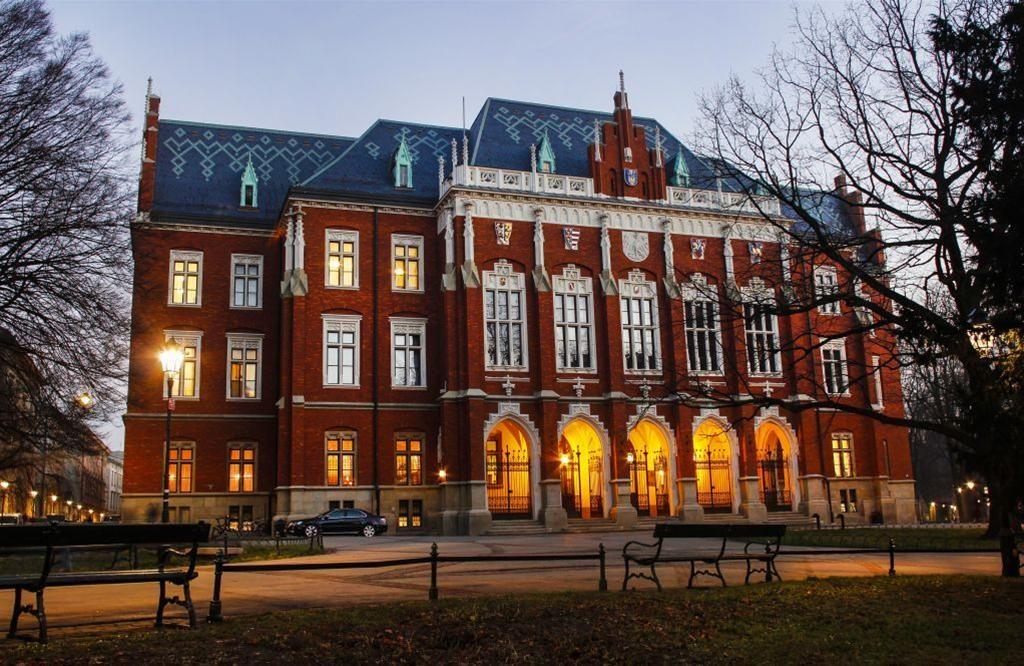 Collegium Novum, Jagiellonian University