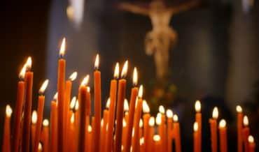 Sunday mass in Krakow