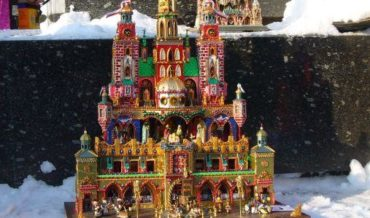 Krakow Christmas Crib Contest