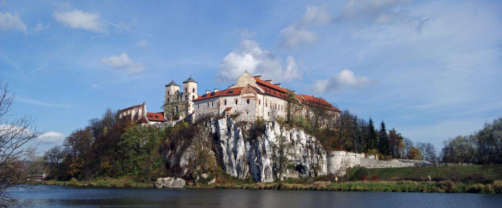 Benedictine Abbey in Tyniec