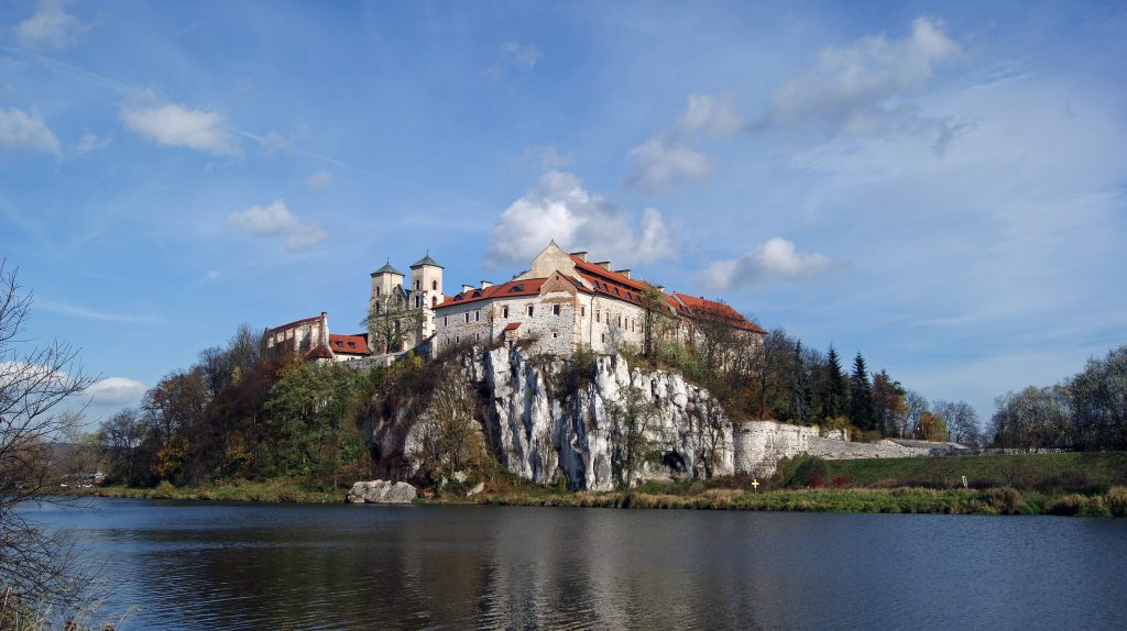 Benedictine Abbey in Tyniec