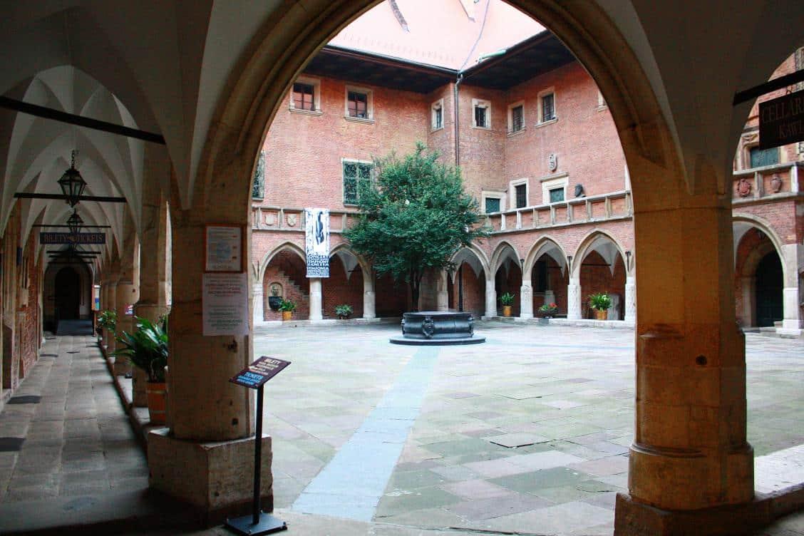 University Quarter, Collegium Maius
