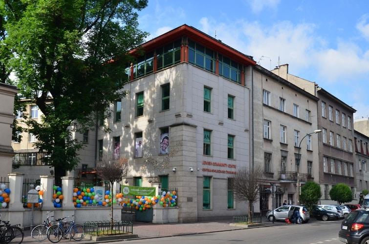 Seat of the Jewish Community Centre of Krakow