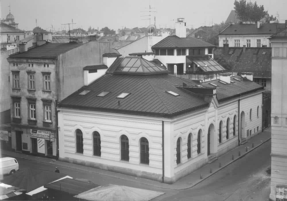 Judaica Foundation headquarters, leading Jewish cultural centre in Krakow