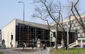Kijow cinema combines the nostalgia of small cinemas with modern movie offer