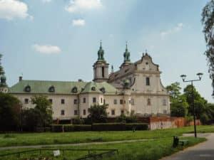 Pauline monastery and Skalka Church