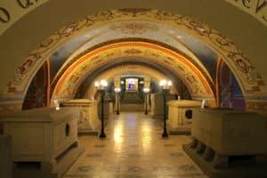 National Pantheon in Skalka church
