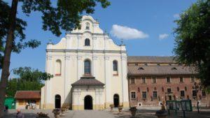 Cistercian Abbey in Mogila