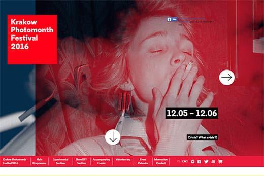 Krakow Photomonth Festival