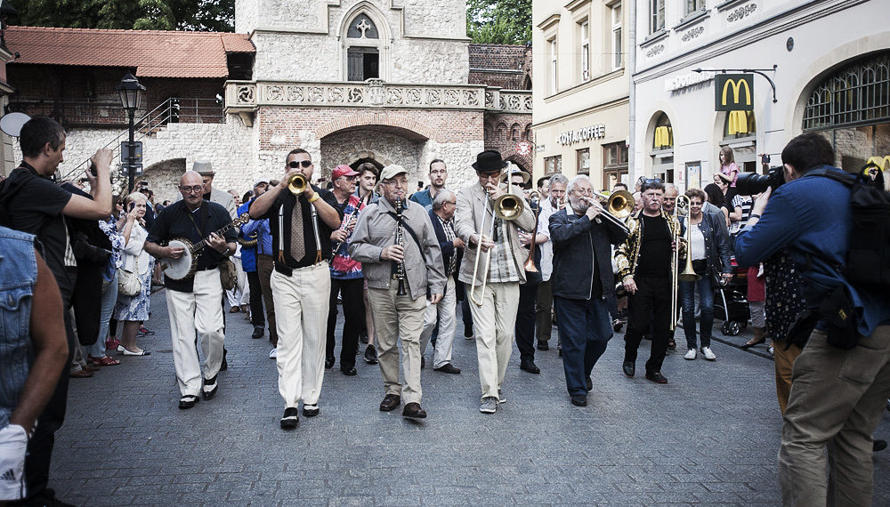 Summer Jazz Festival in Krakow