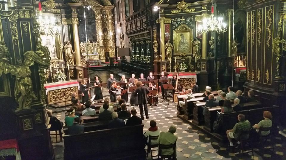 Music in Old Krakow Festival 2016, concert in Corpus Christi Basilica