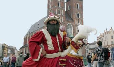Lajkonik Procession
