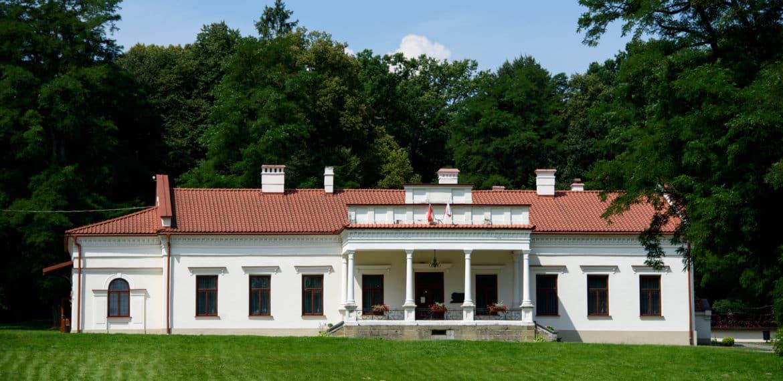 Jan Paderewski Centre and Museum in Kąśna Dolna